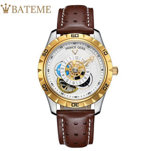 Microlutions Mechanical Men Watch