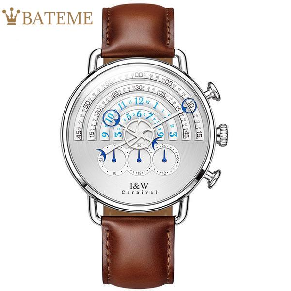 Men's CARNIVAL Quartz Watch