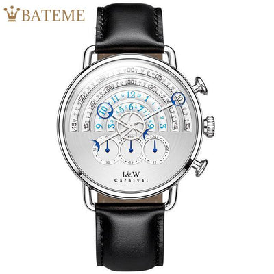 Robinstar Men's Leather Watch