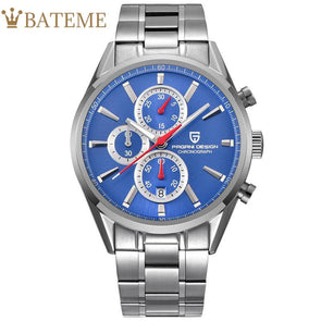 Dayton-PD Men's Watch