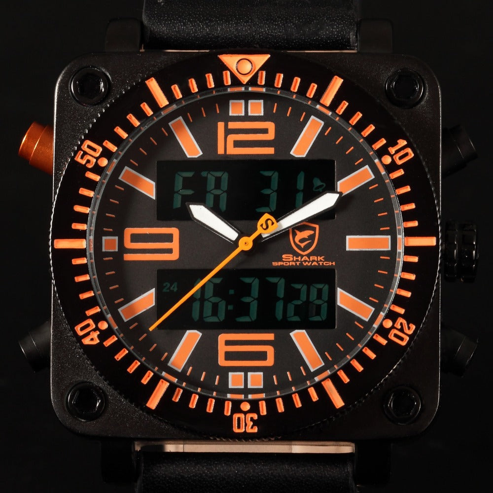 Men's SHARK Sports Watch