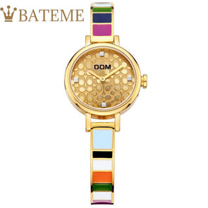 Rylan Golden Women's Watch
