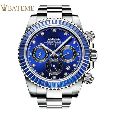 Barreth Men's Watch