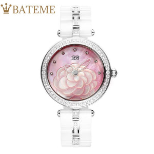 Ashlyn Floral Women's Watch