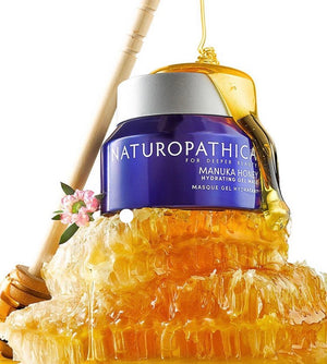 Naturopathica Manuka Honey Hydrating Gel Mask