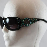 Circle Jewel Sunglasses