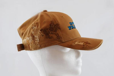 Brown Team Roper Hat