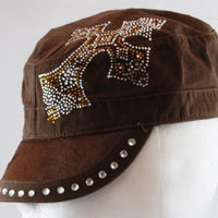 Ladies Cross Hat