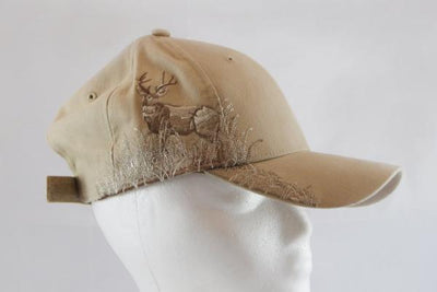 Tan Deer Hat