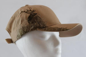 Brown Elk Hat