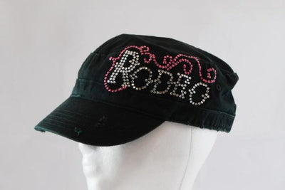Ladies Black Rodeo Hat