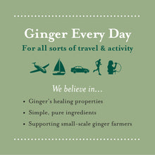 New! Softer Texture <br>Gin Gins® Original Ginger Chews <br> 1 lb Value Bag  - FREE SHIPPING