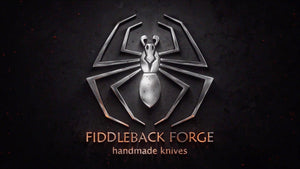 VIDEO: The Making of a Fiddleback Forge Knife