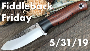 Fiddleback Friday 5/31/19 - Video Preview