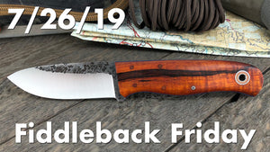Fiddleback Friday 7/26/19 - Video Preview