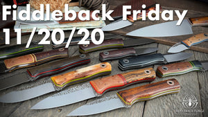 Fiddleback Friday 11/20/20 - Video Preview