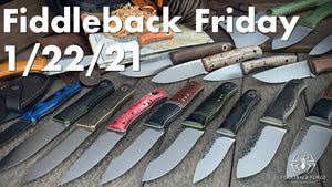 Fiddleback Friday 1/22/21 - Video Preview