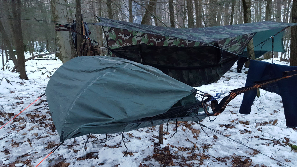 Cold-Weather Hammock - Kevin Estela