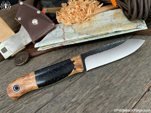Fiddleback Forge Arete - Model Info