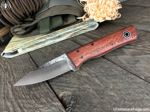 Fiddleback Forge Bear Cub - Model Info - Fiddleback Forge Handmade Knife