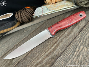 Fiddleback Forge Boning - Model Info - Fiddleback Forge Handmade Knife