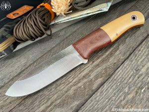 Fiddleback Forge Bushcrafter Sr. - Model Info