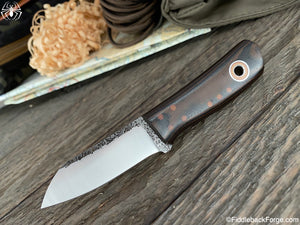 Fiddleback Forge Daimyo - Model Info - Fiddleback Forge Handmade Knife