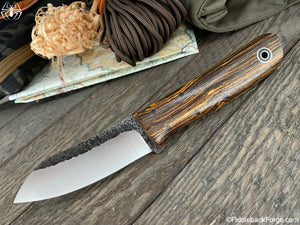 Fiddleback Forge Emperor - Model Info - Fiddleback Forge Handmade Knife