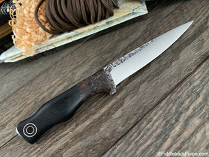 Fiddleback Forge Femme Fatale - Model Info - Fiddleback Forge Handmade Knife