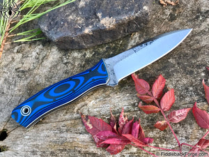 Fiddleback Forge Asp - Model Info - Fiddleback Forge Handmade Knife