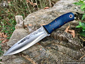 Fiddleback Forge Big Sneaky - Model Info - Fiddleback Forge Handmade Knife