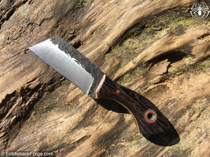Fiddleback Forge Bow Legged Joe - Model Info - Fiddleback Forge Handmade Knife