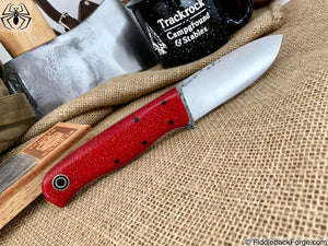 Fiddleback Forge Bushcrafter - Model Info - Fiddleback Forge Handmade Knife
