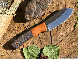 Fiddleback Forge Camp Muk - Model Info - Fiddleback Forge Handmade Knife