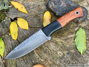 Fiddleback Forge Duke - Model Info - Fiddleback Forge Handmade Knife