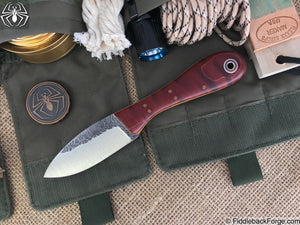 Fiddleback Forge EDC - Model Info - Fiddleback Forge Handmade Knife