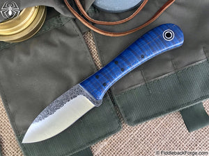 Fiddleback Forge EDC II - Model Info - Fiddleback Forge Handmade Knife