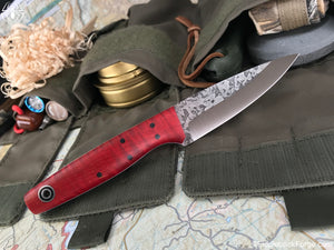 Fiddleback Forge Gaucho - Model Info - Fiddleback Forge Handmade Knife