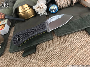 Fiddleback Forge Gnome - Model Info - Fiddleback Forge Handmade Knife