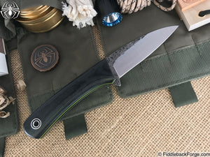 Fiddleback Forge Grim Reaper - Model Info - Fiddleback Forge Handmade Knife