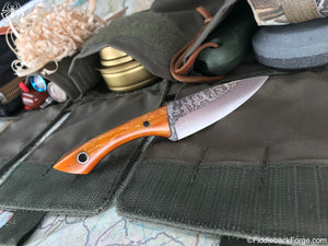 Fiddleback Forge Karda - Model Info - Fiddleback Forge Handmade Knife