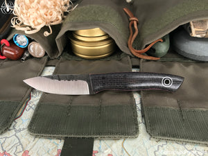 Fiddleback Forge Lil' Lady - Model Info - Fiddleback Forge Handmade Knife