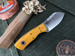Fiddleback Forge Neckmuk - Model Info - Fiddleback Forge Handmade Knife