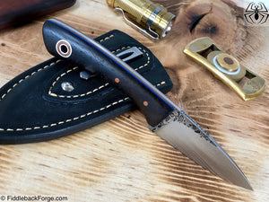 Fiddleback Forge Old School Karda - Model Info - Fiddleback Forge Handmade Knife