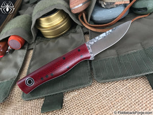 Fiddleback Forge Patch - Model Info - Fiddleback Forge Handmade Knife