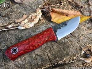 Fiddleback Forge Pipsqueak - Model Info - Fiddleback Forge Handmade Knife