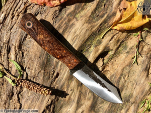 Fiddleback Forge Rapscallion - Model Info - Fiddleback Forge Handmade Knife