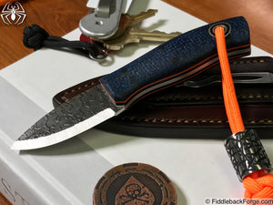 Fiddleback Forge Runt - Model Info - Fiddleback Forge Handmade Knife