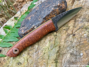 Fiddleback Forge Bushcraft Karda - Model Info - Fiddleback Forge Handmade Knife