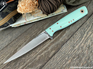 Fiddleback Forge Filet - Model Info - Fiddleback Forge Handmade Knife